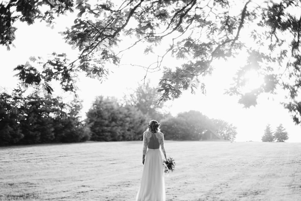 photo of a wedding