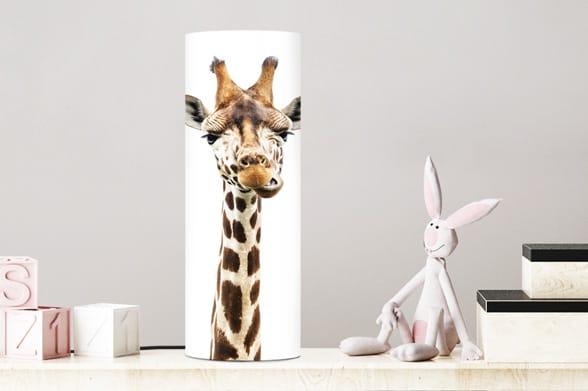 Lamp little giraffe