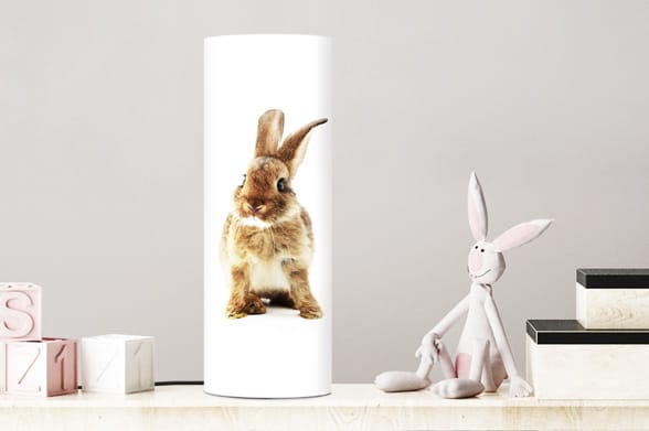 Lamp little rabbit