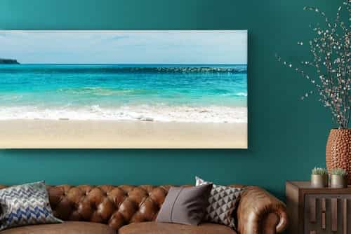 Photo on canvas panoramic
